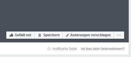 Facebook-Seiten zusammenführen