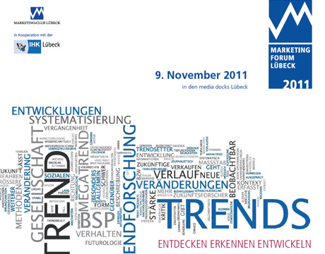 Marketing-Forum Lübeck 9. November 2011