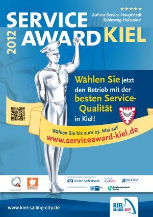 Jetzt für webworx beim Service Award 2012 stimmen!