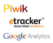 Newsletter-Auswertung mit Google Analytics, Piwik und etracker