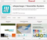 sitepackage:// auf Pinterest