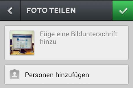 Personen auf Instagram-Fotos markieren